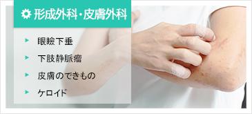 形成外科・皮膚外科